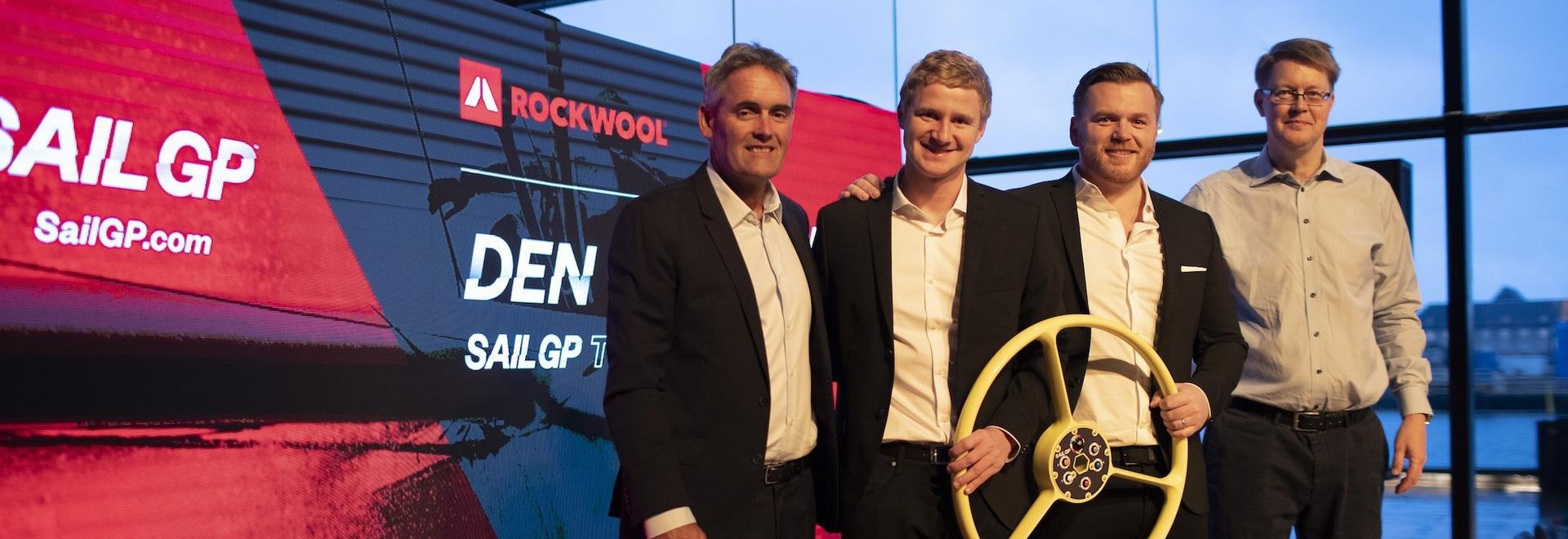 SailGP annonce que l'équipe du Danemark SailGP Team présentée par ROCKWOOL rejoindra une équipe de classe mondiale pour la Saison 2