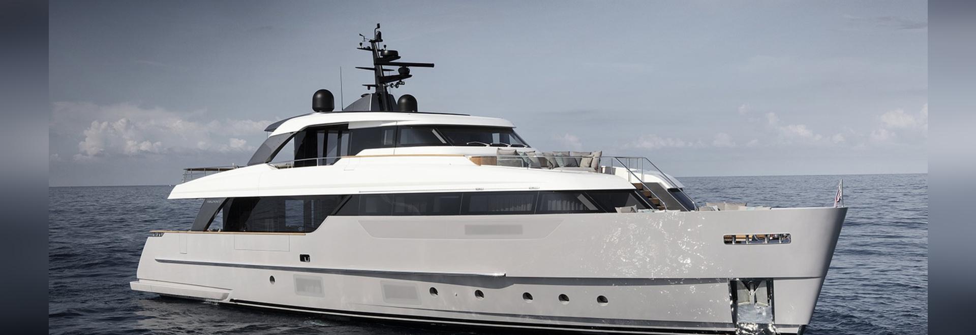 Sanlorenzo dévoile SD96 au Festival de Yachting de Cannes