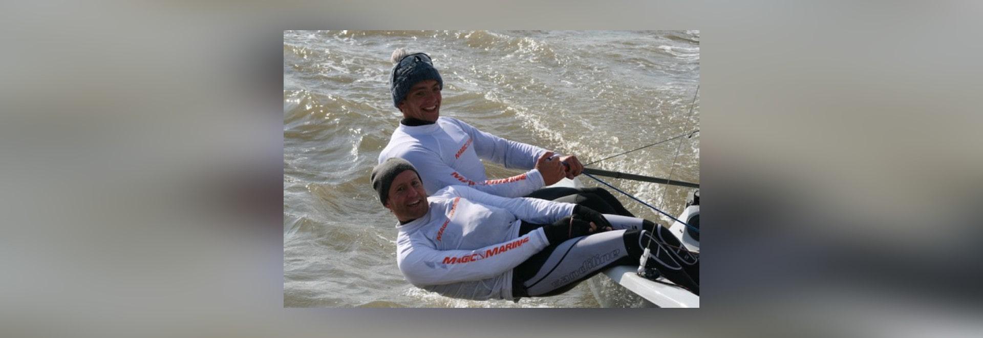 Saxton et Lewis font l'histoire au championnat d'effort