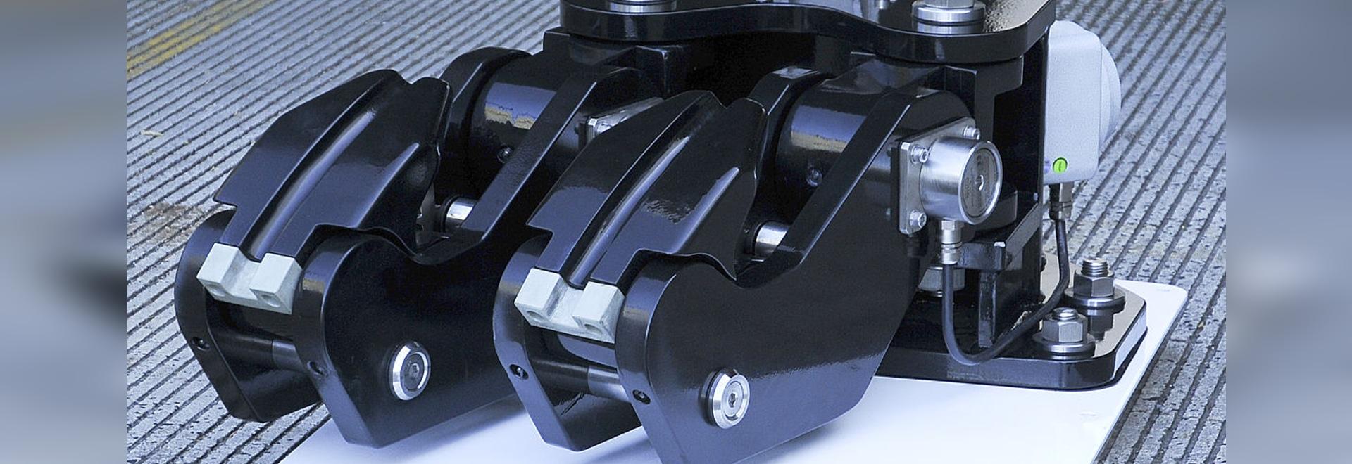 Trelleborg lance la nouvelle série compacte de crochets rapides, optimisant l'exécution avec une plus petite empreinte de pas