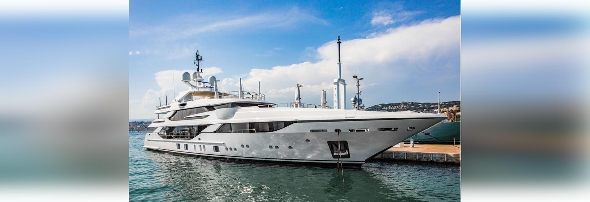 Yacht à moteur Benetti Zazou de 50m à vendre