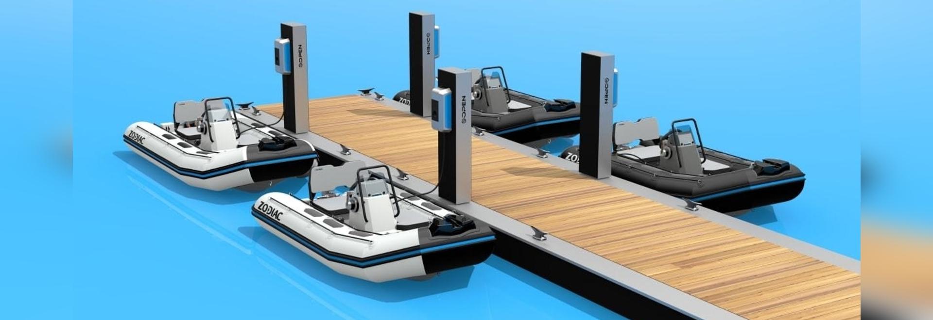 Zodiac lance la gamme E-Boat