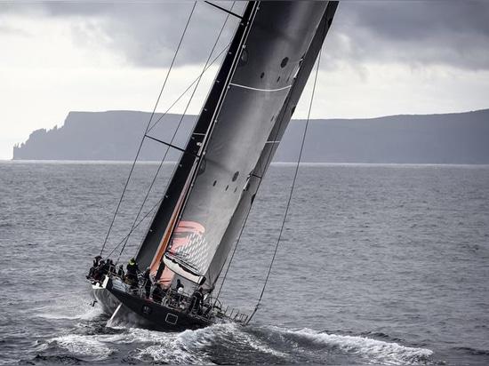 La course de yacht de Rolex Sydney Hobart conclut