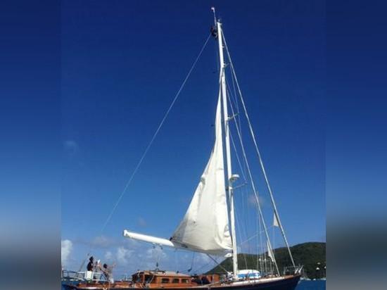 Monsieur Ben Ainslie sauvé après yacht a rencontré des problèmes mécaniques dans les Caraïbe