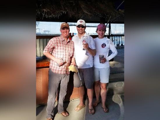 Peter Beardsley et circuit d'hiver de Sarasota de la vipère 640 de victoire de Danny Pletsch