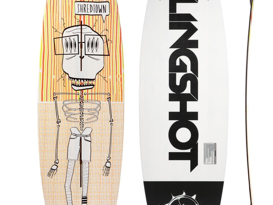 NOUVEAU : wakeboard par SlingShot
