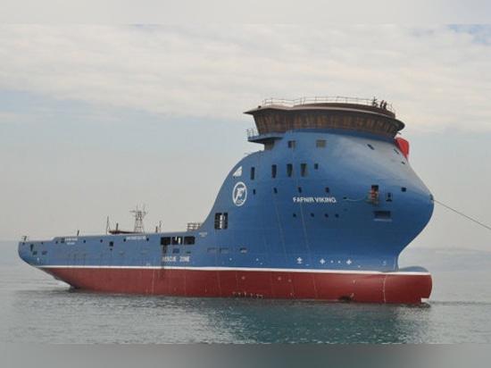 NOUVEAU : navire en mer de soutien des navires PSV d'offre de plate-forme par Cemre Shipyard