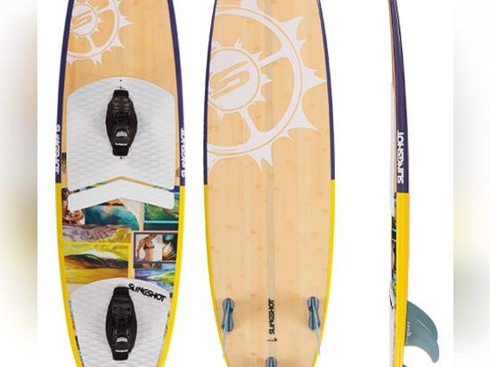 NOUVEAU : panneau de kitesurf de vague déferlante par SlingShot