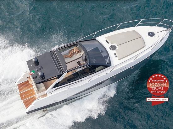 """Paranà 38 - Nomination pour le """"European Powerboat of the year 2015"""""""