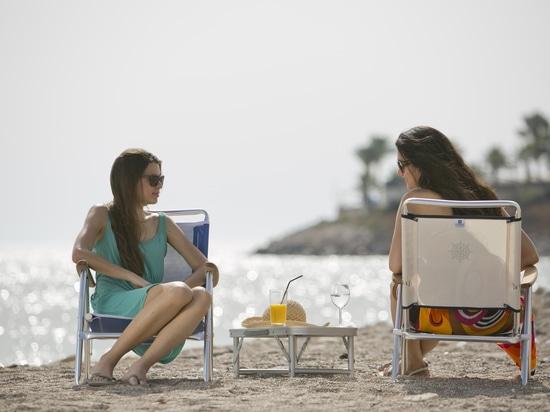 Marine de Forma de chaises de plage