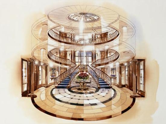 Successeur royal de Britannia de yacht d'Andrew Winch Reveals Designs For !