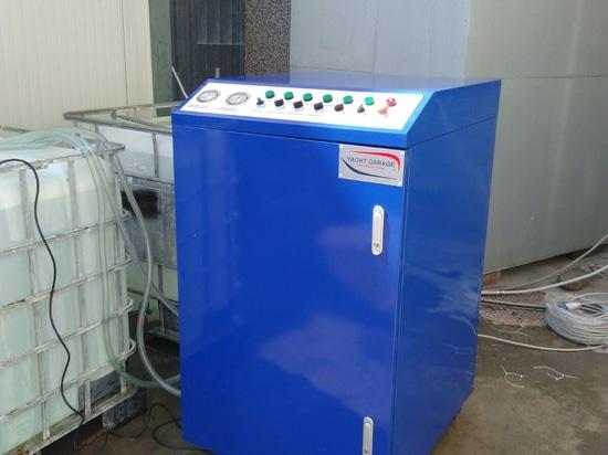 Traitement de l'eau de carénage WT001