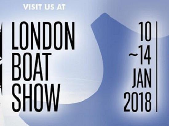 Salon nautique 2018 de Londres
