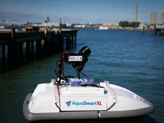 Le vert allant pousse la technologie de ROV à l'avant