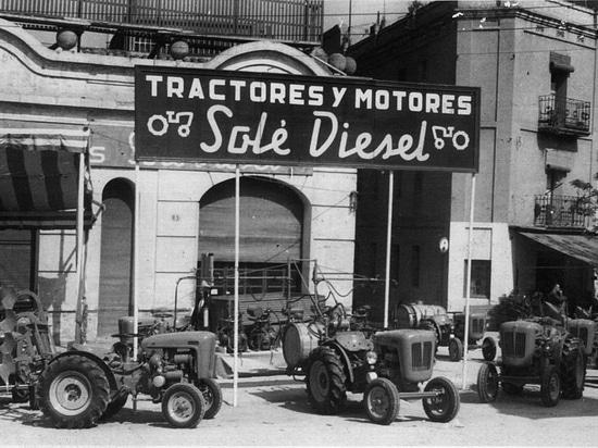 Histoire de diesel unique