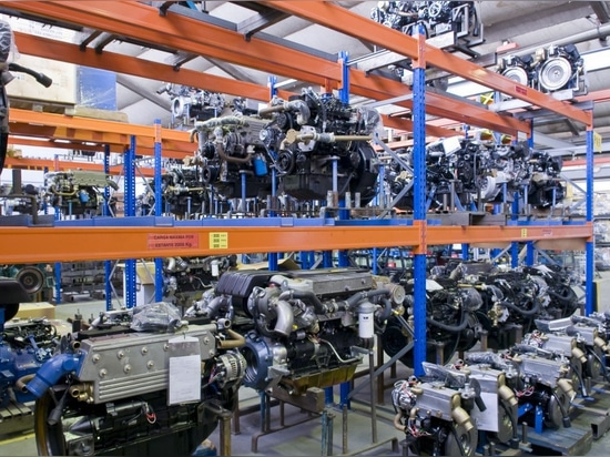 Production de moteur