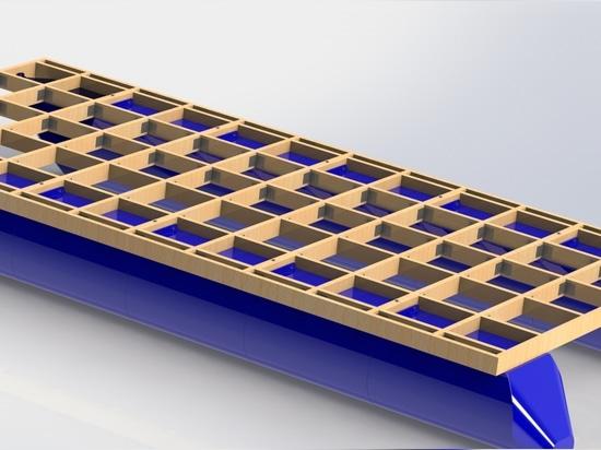 Nouvelle idée pour les «vieux» flotteurs