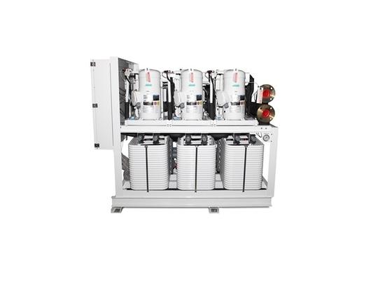 Réfrigérateur de titan de Dometic