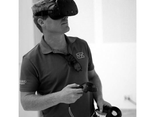 La marine V360 lance le simulateur de formation de VR