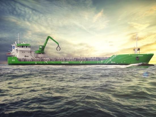 Wärtsilä au 1er navire hybride de mer de la modification de Carry Out World pour faire court