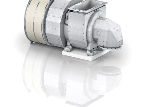 L'HOMME dévoile la nouvelle série axiale de turbocompresseur de CTT