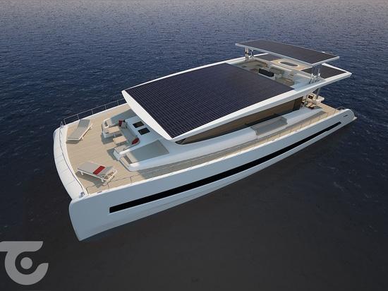 Insight : L'avenir des superyachts solaires