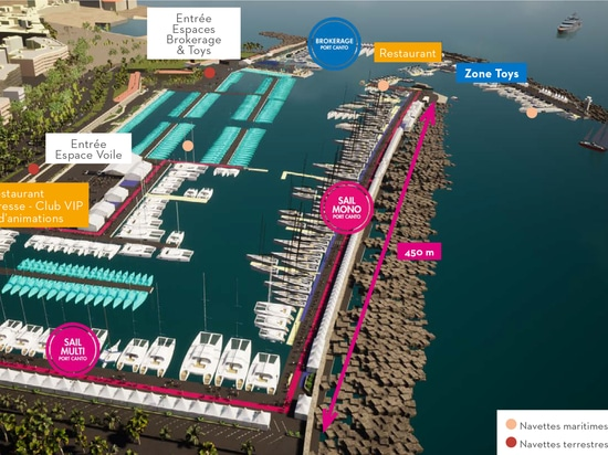 Inscriptions record pour le Festival de Yachting de Cannes