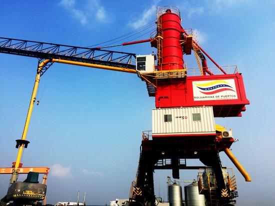 GENMA remporte une commande de 200 t/h pour un déchargeur pneumatique mobile de Guangxi