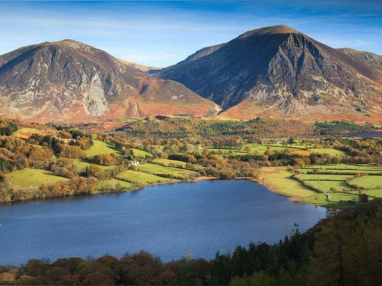 Loweswater, Lake District, Royaume-Uni