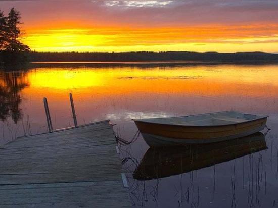 Nedre Noren, Suède