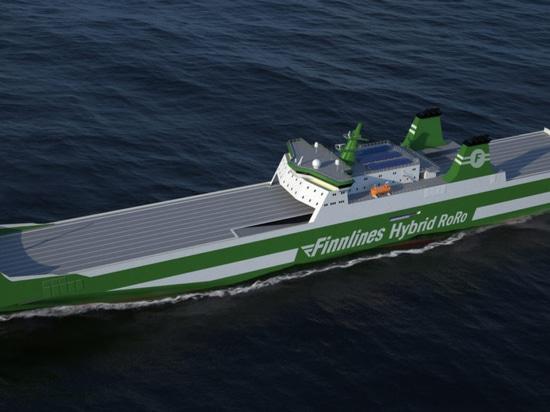 Wartsila va équiper les ferries de Finnlines de systèmes hybrides