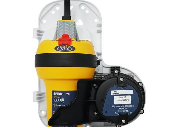 Ocean Signal introduit une RLS compacte sans flotteur