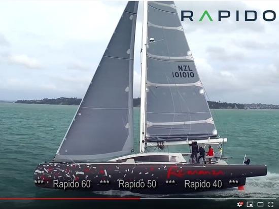 Rapido 60, Romanza, Nouvelle-Zélande