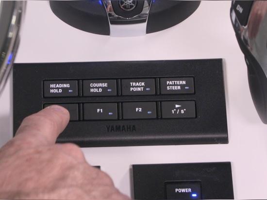 Un moteur avec un joystick ?