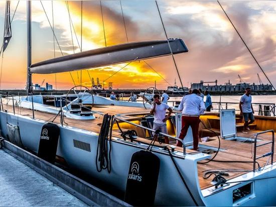 Solaris Yachts lance le Cefea, un voilier de 33,77 mètres