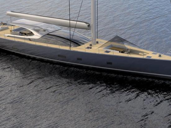 Malcolm McKeon Yacht Design dévoile le concept du yacht à voile MM38