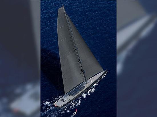 Apex 850 : Le nouveau super sloop McKeon de 85 m de Royal Huisman