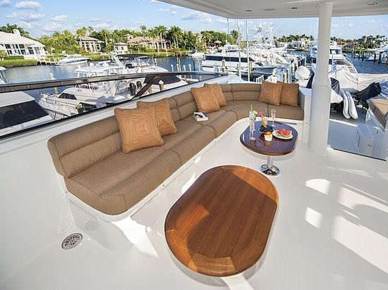 Le yacht à moteur Westport Wild Kingdom de 34 millions d'euros sur le marché