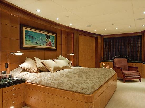 Yacht à moteur Benetti Queen Aida de 50 m à vendre