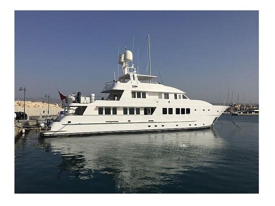 North Explorer, yacht à moteur de 34 millions d'euros à vendre