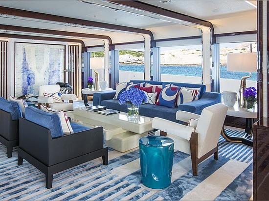 En vente : 95m Lürssen superyacht Madsummer