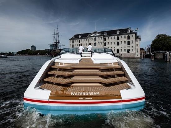 Waterdream 52 Californie premier regard : Les poids lourds néerlandais collaborent pour le croiseur royal