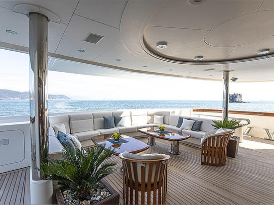Le Feadship yacht Anna I de 67m cherche un nouveau propriétaire