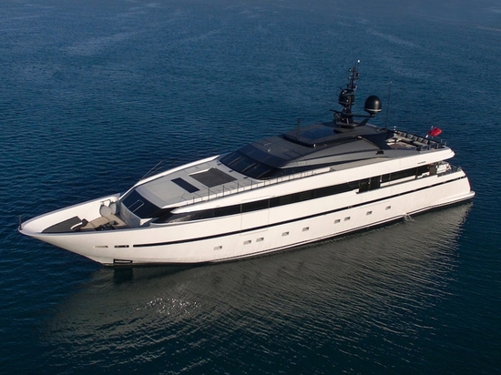 Le yacht Sanlorenzo Asteri de 40 millions d'euros est sur le marché