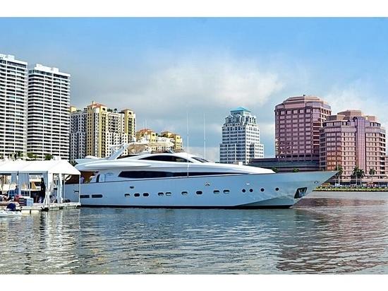 Yacht Antago 34m Cher Henri à la recherche d'un nouveau propriétaire