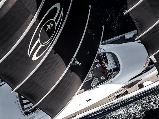 Salles de panique, pods d'évasion et détection de drones : Les secrets des yachts dotés d'une sécurité digne d'un espion