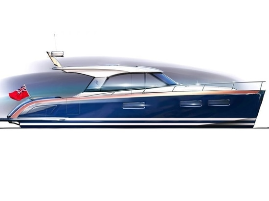Rustler R41 : la marque de voile britannique lance son premier yacht à moteur