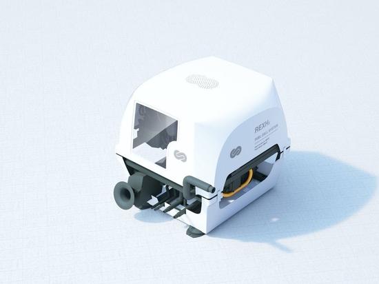 REXH2 : la solution embarquée pour une navigation zéro émission
