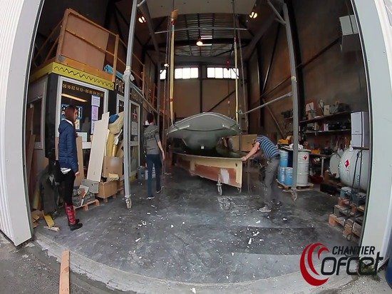 Film Ofcet 6 50 - construction