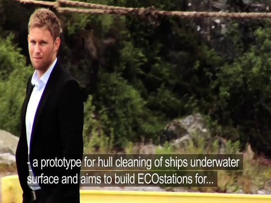 ECOsubsea, échange 2013 d'océan